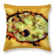 Portal To The Faraway Yet So Close Throw Pillow