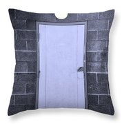 Portal Throw Pillow