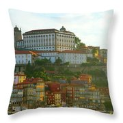 Porto Throw Pillow
