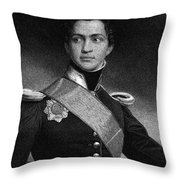Portrait Of A Youth 49 By Adam Asar -  Asar Studios Throw Pillow