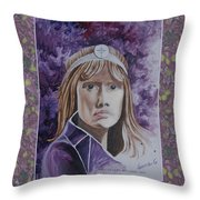 Portrati Of Mary Guccione, My Mom Throw Pillow