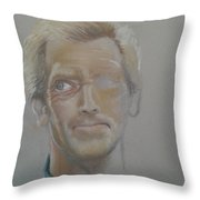 Portret 4 Throw Pillow