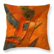Pose - Tile Throw Pillow