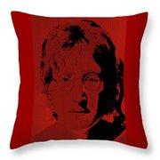 Poster Art Lennon Throw Pillow