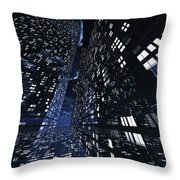Poster-city 0 Throw Pillow