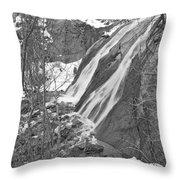 Potamoi, The Greek River Deities  Throw Pillow