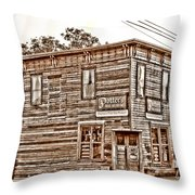 Potter's Wax Museum Throw Pillow