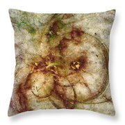 Poulpe Exposed  Id 16099-082655-21150 Throw Pillow
