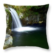 Pour Off Throw Pillow