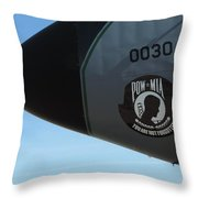 Pow Mia Rememberance Throw Pillow