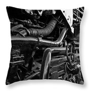 Power In The Age Of Steam 7 Throw Pillow