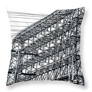 Power Play Throw Pillow