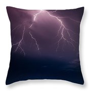 Power Up Throw Pillow
