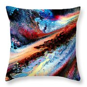 Powerful Force Throw Pillow
