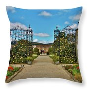 Powerscourt Estate 8 Throw Pillow