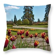 Powerscourt Estate 9 Throw Pillow