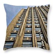 Ppl Building Allentown Throw Pillow