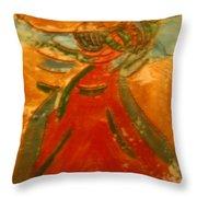 Praise God - Tile Throw Pillow
