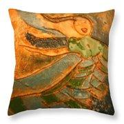 Praise Him - Tile Throw Pillow