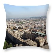 Prati  Throw Pillow