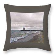 Pratt Pier Throw Pillow