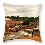 Prattville Alabama Throw Pillow