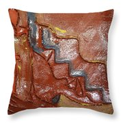 Prayer 24 - Tile Throw Pillow