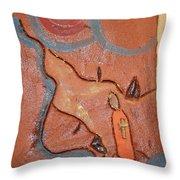 Prayer 27 - Tile Throw Pillow