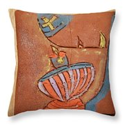 Prayer 29 - Tile Throw Pillow