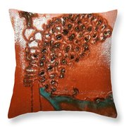 Prayer 38 - Tile Throw Pillow