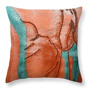 Prayer 42 - Tile Throw Pillow