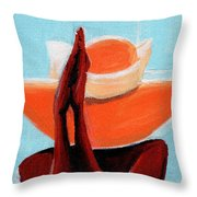 Prayer Is All Throw Pillow