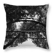 Prayer Well Throw Pillow