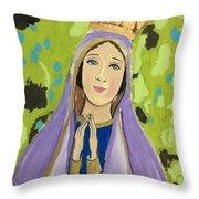 Prayers Of Love Throw Pillow