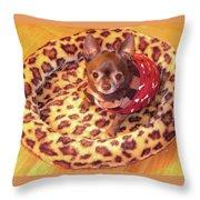 Precious One Throw Pillow