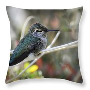 Precious Things  Throw Pillow
