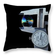 Precision Only A Machinist Can Appreciate. Throw Pillow