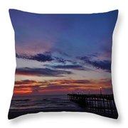 Predawn Avon Pier 1 4/10 Throw Pillow