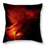 Predawn Pouroff Throw Pillow