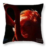Preen Throw Pillow