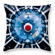 Prepare For Flight Throw Pillow
