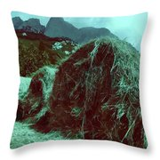 Prepared For Winter Throw Pillow