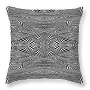 Preprogrammed Throw Pillow