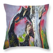 Presentiment Throw Pillow