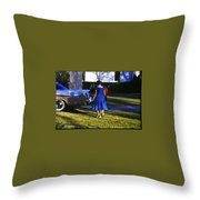 Preserve To Dvd Throw Pillow
