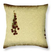Preserving Beauty Throw Pillow