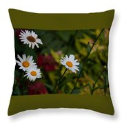 Pretty And Everlasting Throw Pillow