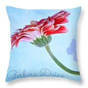 Pretty Throw Pillow