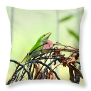 Pretty Penny 1 Throw Pillow