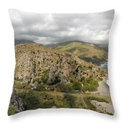 Prevelli Crete Throw Pillow